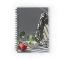 Empty Memories Spiral Notebook