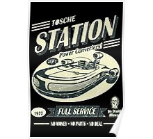 Tosche Station Poster