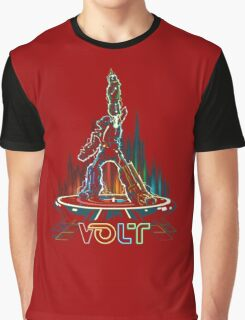 VOLT (TRON) Graphic T-Shirt