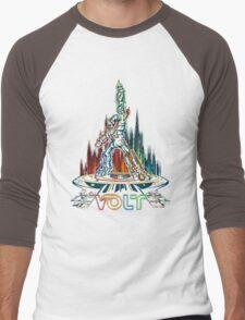 VOLT (TRON) Men's Baseball ¾ T-Shirt