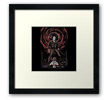 Dead Evil 2 Framed Print