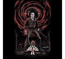 Dead Evil 2 Photographic Print