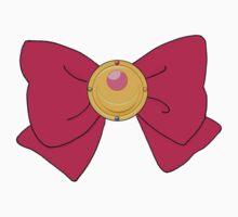 Sailor Moon Bow Kids Tee