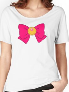 Sailor Moon Bow Women's Relaxed Fit T-Shirt