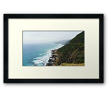 The Great Ocean Road Framed Print