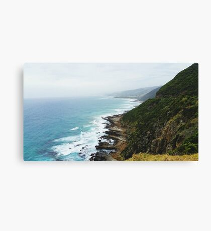 The Great Ocean Road Canvas Print