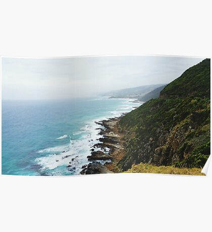The Great Ocean Road Poster