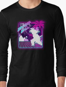 Kami's Look-Out!! Long Sleeve T-Shirt