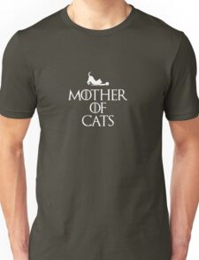 Mother of Cats - Dark T-Shirt Unisex T-Shirt