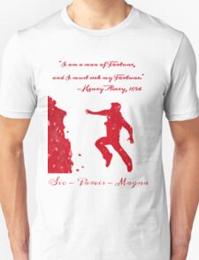 Uncharted Fortune T-Shirt