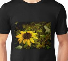 Fall's Last Flower Unisex T-Shirt