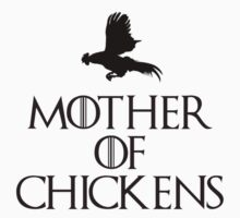 Mother Of Chickens Baby Tee