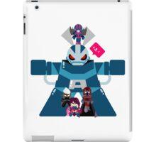 4 horsemen iPad Case/Skin
