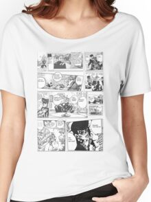 JoJo's Bizarre Adventure: Diamond is Crash Women's Relaxed Fit T-Shirt