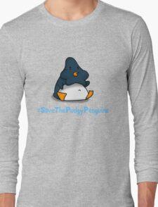 Pudgy Penguin Long Sleeve T-Shirt