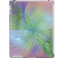 Mystic Warmth Abstract Fractal iPad Case/Skin