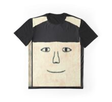 A Face Is A Face Graphic T-Shirt