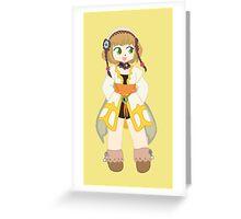 Leia Rolando Greeting Card