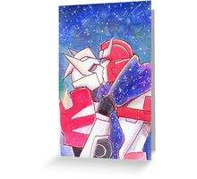 Dratchet Kiss 1 Greeting Card