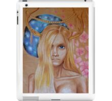 Antler Girl iPad Case/Skin