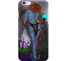 Arrise to victory  iPhone Case/Skin