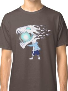 Undertale - Sans and Gasterblaster Classic T-Shirt