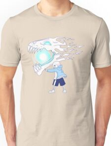 Undertale - Sans and Gasterblaster Unisex T-Shirt