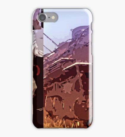 Blues Train iPhone Case/Skin