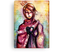 Lord of the Broken Heart Canvas Print
