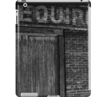 Equipment iPad Case/Skin