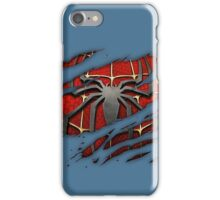 Spiderman Chest Ripped iPhone Case/Skin