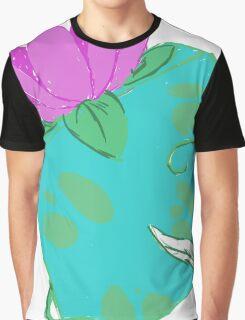 Venosaur Box Graphic T-Shirt