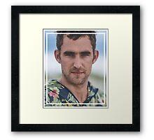 lil kev Framed Print