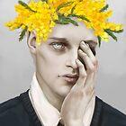 Flower crown Noah by la-haine