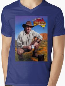 russell coight Mens V-Neck T-Shirt
