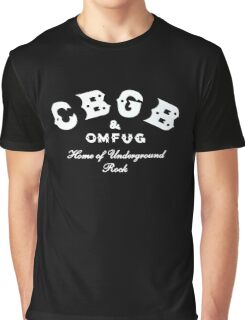CBGB Graphic T-Shirt