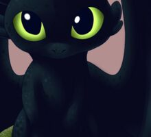 Baby Toothless Sticker