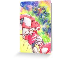 Dratchet Kiss 4 Greeting Card