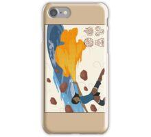Korra bending 4 elements iPhone Case/Skin