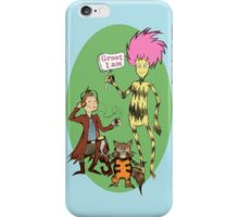 The Guards of the Stars iPhone Case/Skin