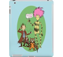 The Guards of the Stars iPad Case/Skin