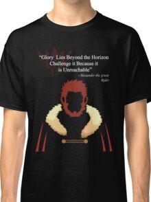 Glory Lies Beyond the Horizon Classic T-Shirt