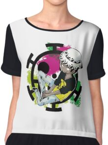 Trafalgar Law Chiffon Top