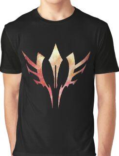 Iskander Command Spell Graphic T-Shirt