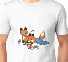 Enjoying the movie? Version 2 Unisex T-Shirt