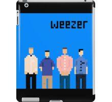 Weezer Blue 8 Bit iPad Case/Skin