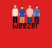 Weezer 8 Bit Classic T-Shirt