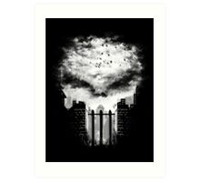 The Punisher Art Print