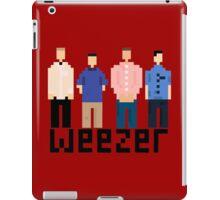 Weezer 8 Bit iPad Case/Skin