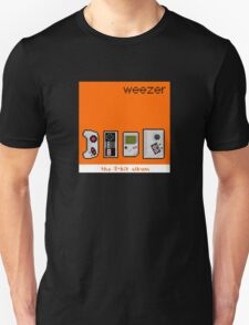 8 Bit Album Orange Unisex T-Shirt